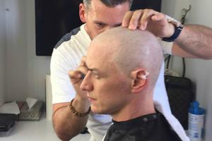 News Briefs: James McAvoy Goes Bald for 'X-Men: Apocalypse'; Brad Bird Says He'll Do 'Incredibles 2' Next