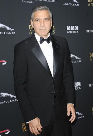George Clooney's Red Carpet Style