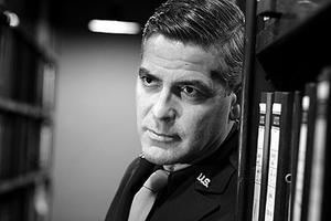 "George Clooney as Jake Geismer in ""The Good German."""