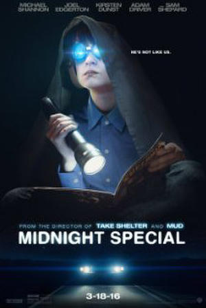 "Poster art for ""Midnight Special."""