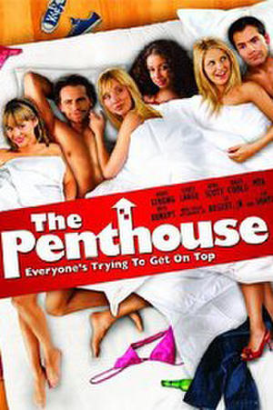 "Poster art for ""The Penthouse."""