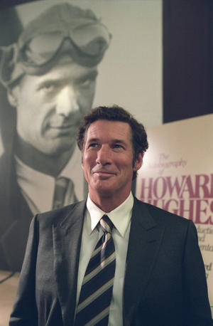 "Richard Gere stars in ""The Hoax."""