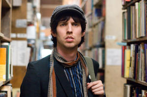"Jon Heder in ""Mama's Boy."""