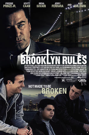 """Poster art for """"Brooklyn Rules."""""""