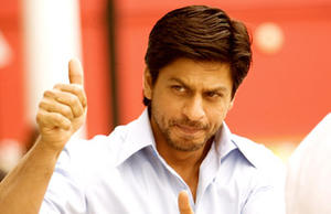 "Shahrukh Khan in ""Chak De India."""