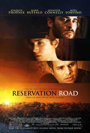 """""""Reservation Road"""" poster art."""