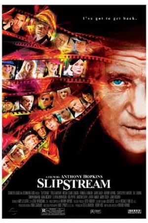"""Poster art for """"Slipstream."""""""