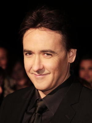 "John Cusack at the ""Grace Is Gone"" premiere."