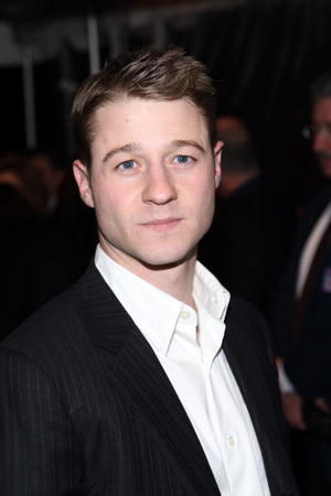"Actor Benjamin McKenzie at the N.Y. premiere of ""I Am Legend."""