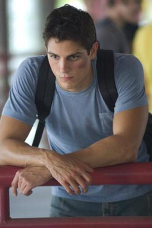 "Sean Faris in ""Never Back Down."""