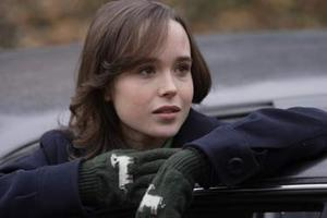 "Ellen Page in ""Smart People."""