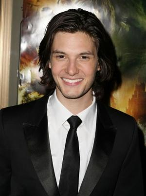 """Ben Barnes at the New York premiere of """"The Chronicles of Narnia: Prince Caspian."""""""