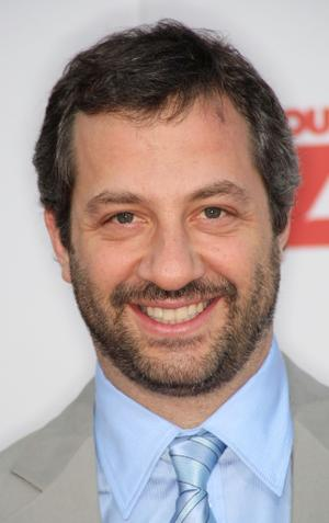 """Judd Apatow at the California premiere of """"You Don't Mess With the Zohan."""""""