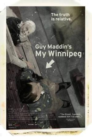 "Poster art for ""My Winnipeg."""