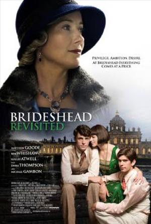 "Poster art for ""Brideshead Revisited."""