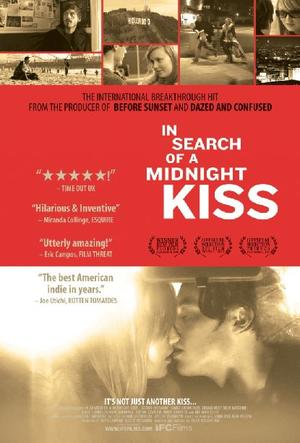 """Poster art for """"In Search of a Midnight Kiss."""""""