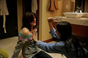 """A scene from """"The Haunting of Molly Hartley."""""""