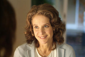 "Debra Winger as Abby in ""Rachel Getting Married."""