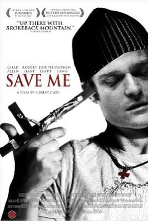 """Poster art for """"Save Me."""""""