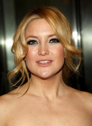 """Kate Hudson at the after party of the New York premiere of """"Bride Wars."""""""