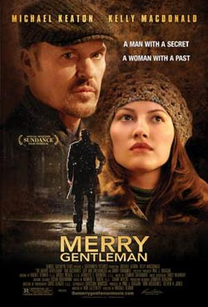 "Poster art for ""The Merry Gentleman."""