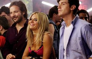 """Peter Sarsgaard, Sienna Miller and Jon Foster in """"The Mysteries of Pittsburgh."""""""