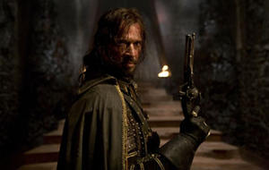 "James Purefoy as ""Solomon Kane."""
