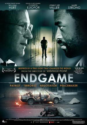 """Poster art for """"Endgame."""""""