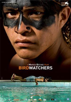 """Poster art for """"Birdwatchers."""""""