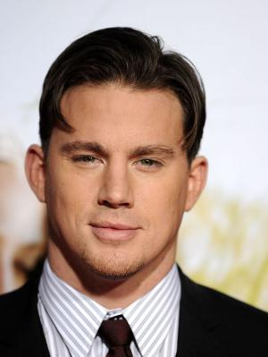 "Channing Tatum at the California premiere of ""Dear John."""