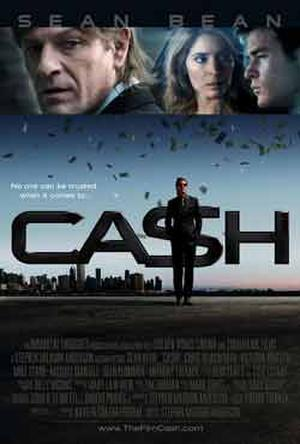 "Poster art for ""Ca$h."""