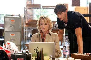 """Katherine Heigl and Ashton Kutcher in """"Killers."""""""