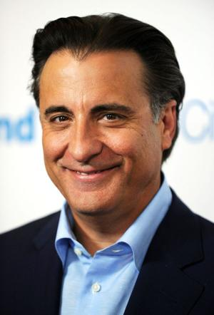 "Andy Garcia at the California premiere of ""City Island."""