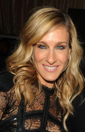 """Sarah Jessica Parker at the after party of the New York premiere of """"Sex and the City 2."""""""