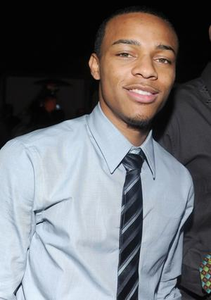 "Bow Wow at the after party of the California premiere of ""Lottery Ticket."""