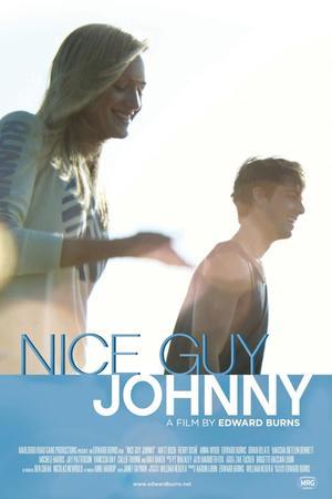 """Poster art for """"Nice Guy Johnny"""""""