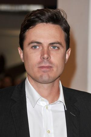 """Director Casey Affleck at the Italy premiere of """"I'm Still Here."""""""