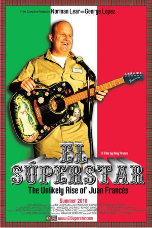 """Poster art for """"El Superstar"""""""