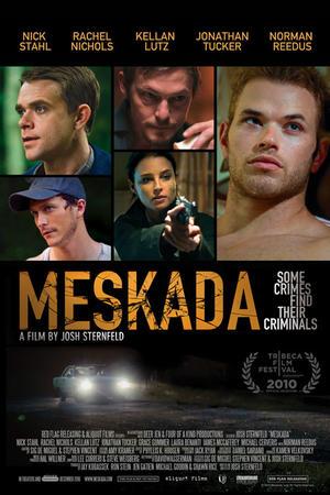 """Poster art for """"Meskada"""""""