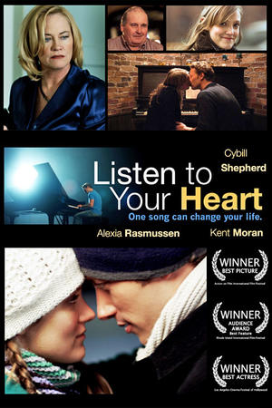 "Poster art for ""Listen to Your Heart"""
