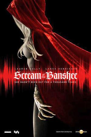 """Poster art for """"Scream of the Banshee"""""""
