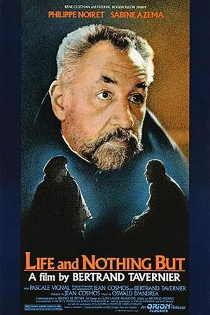 """Poster art for """"Life and Nothing But."""""""