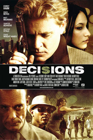 """Poster art for """"Decisions."""""""