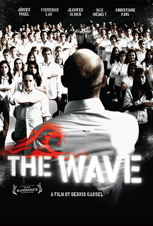 """Poster art for """"The Wave."""""""