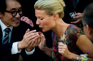 "Gwyneth Paltrow as Beth Emhoff in ""Contagion."""