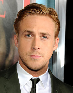 """Ryan Gosling at the California premiere of """"The Ides Of March."""""""