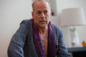 """Bruce Willis in """"Catch .44."""""""