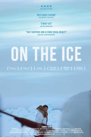 """Poster art for """"On the Ice."""""""