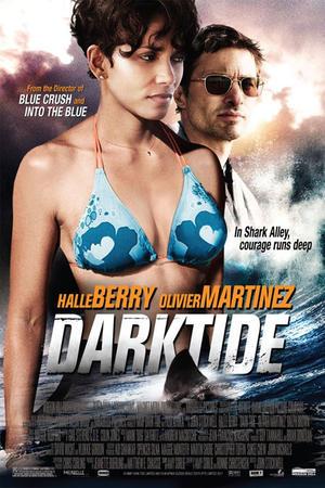 """Poster art for """"Dark Tide."""""""