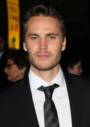 "Taylor Kitsch at the California premiere of ""John Carter."""